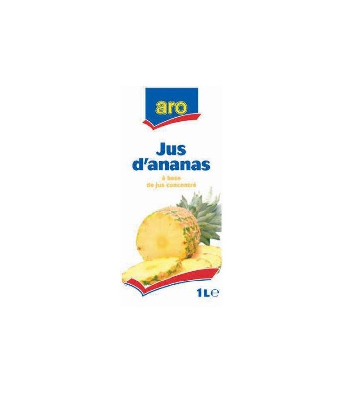 Jus d'Ananas 1L