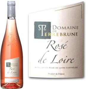 Rosé de Loire 75 cl