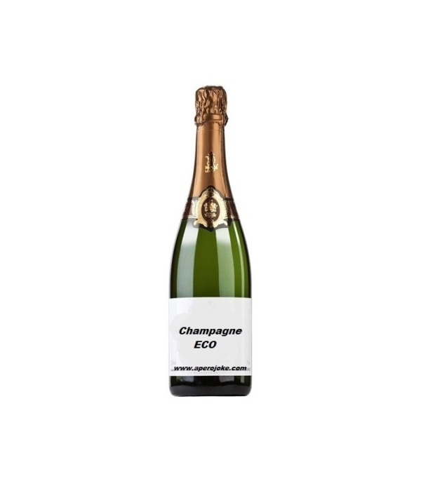 Champagne ECO 75 cl