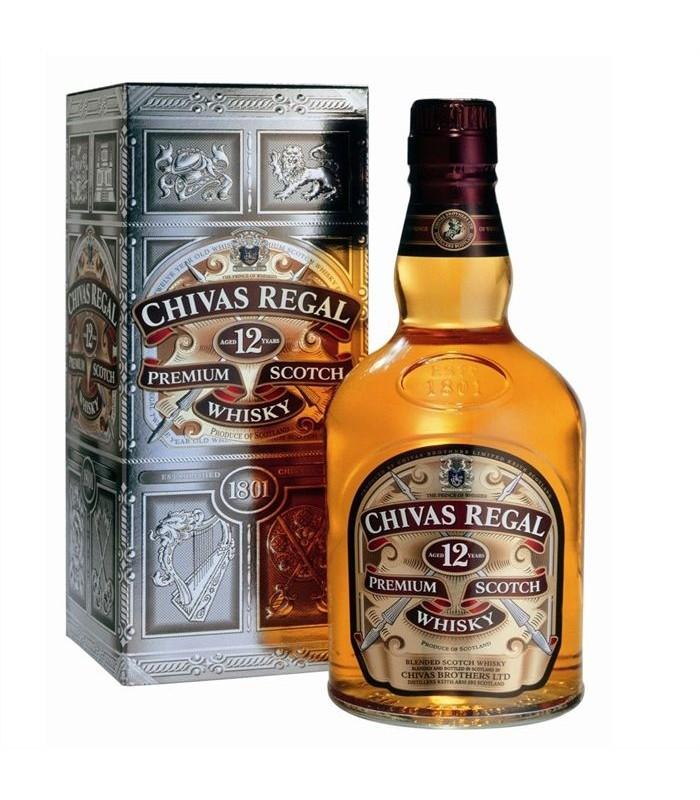 Chivas 12 ans 70 cl
