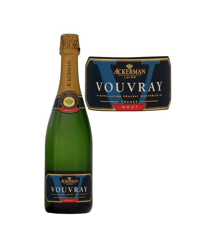Vouvray Brut 75 cl