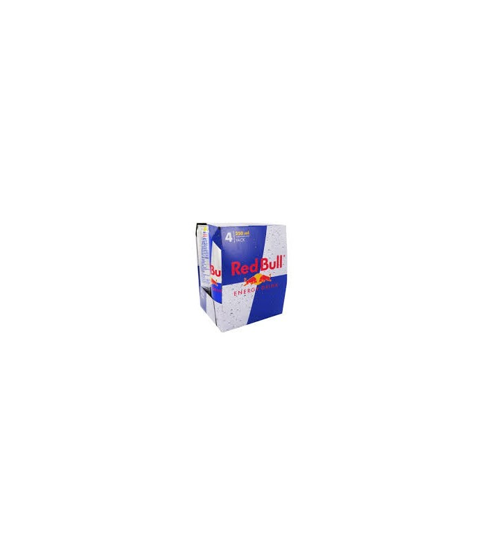 Red Bull 4 X 25 cl